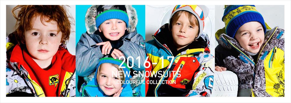 Детские зимние комбинезоны Deux par Deux 2017. Интернет-магазин