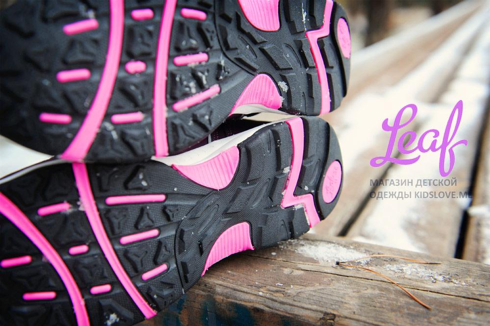 Зимняя детская обувь Leaf из Швеции. Купить в интернет-магазине