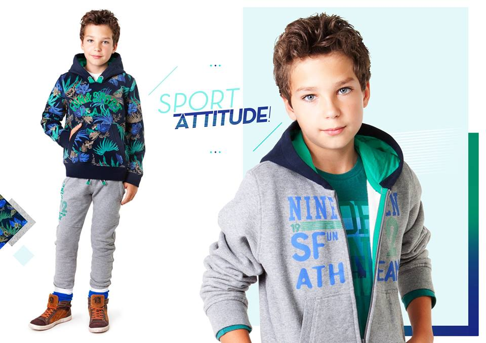 Sport Attitude by Catimini  - Hiver 2014 | Интернет-магазин детской одежды Kidslove.me