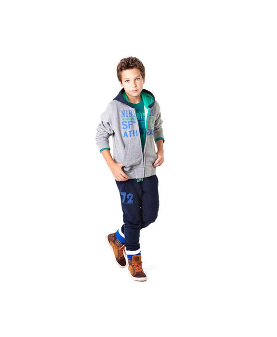 Спорт-стиль в коллекции детской одежды Catimini