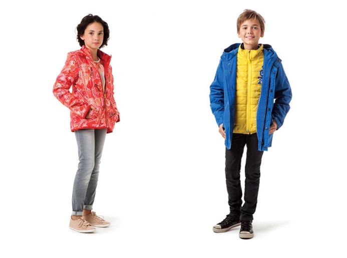 Модели новой коллекции детской одежды Весна - Лето Catimini 2015