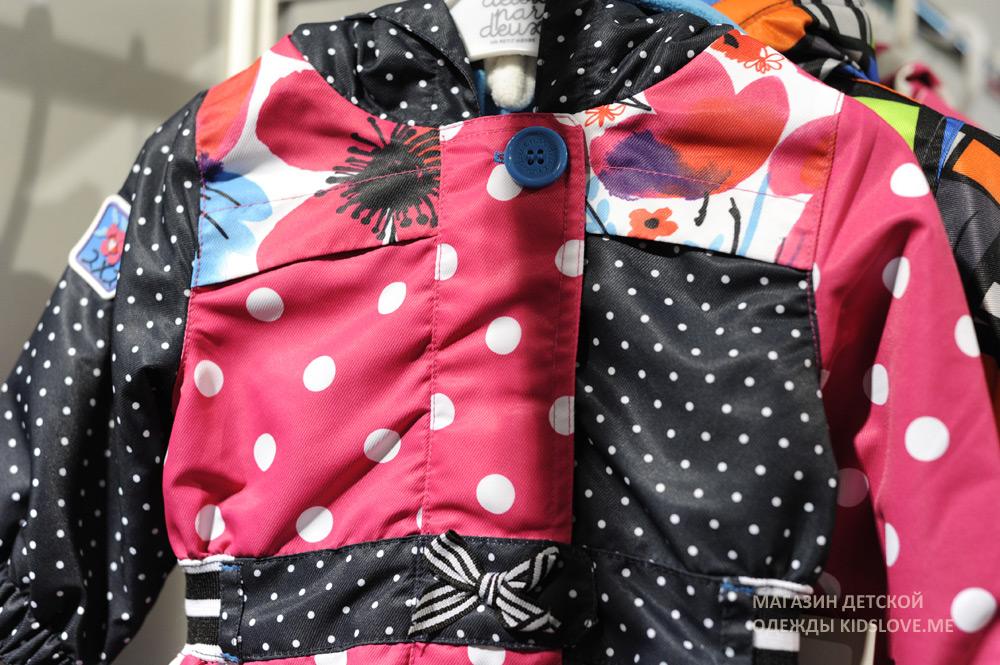 Детская одежда Deux par Deux 2016 Весна