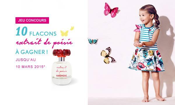 Детский парфюм, туалетная вода, духи для детей Catimini | Официальный сайт интернет-магазина
