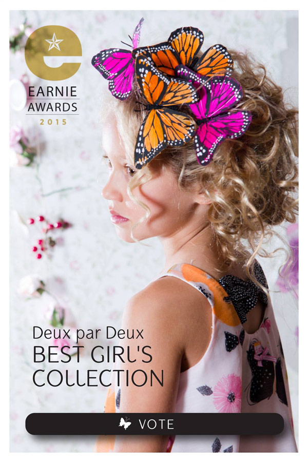 Dеux par Deux на конкурсе «Earnie Awards 2015. Best Girls Collection»