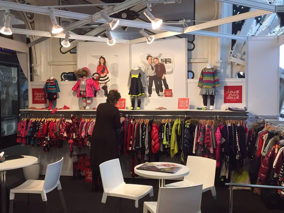 Детская одежда Deux par Deux. Презентация новой коллекции на Bubble - The Kids Trade Show в Лондоне