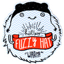 Hatley Fuzzy Hat Детская одежда