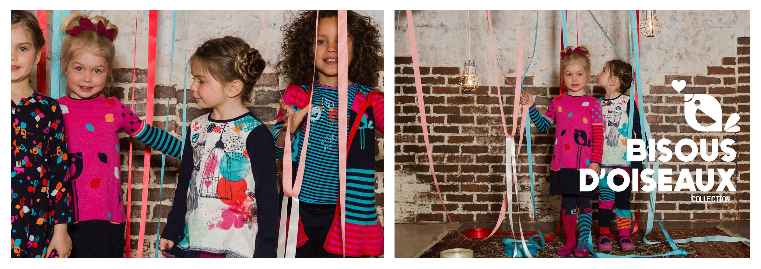 Детская одежда Dеux par Deux 2015