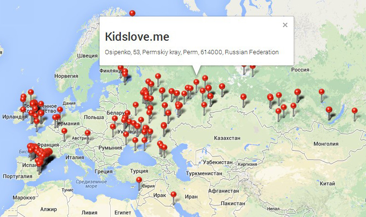 Официальный партнёр Deux par Deux в России - интернет-магазин детской одежды Kidslove.me
