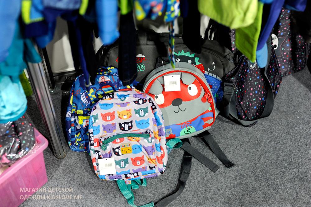 Детские рюкзачки Tuc Tuc
