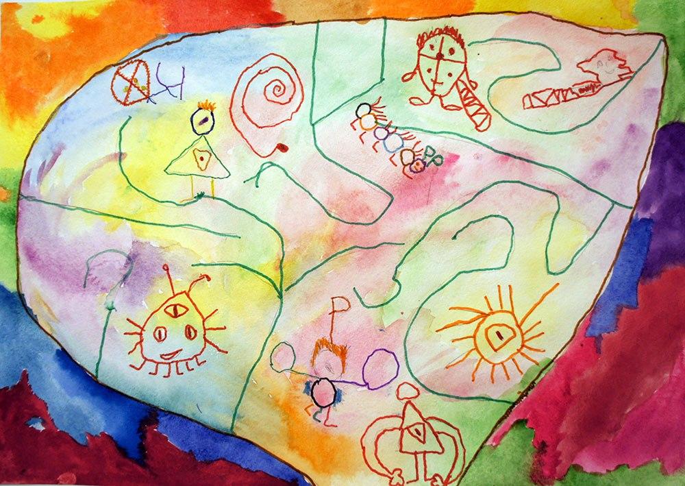 Конкурс детских рисунков «Монстрики 2014» в интернет магазине детской одежды Kidslove.me | Работы участников