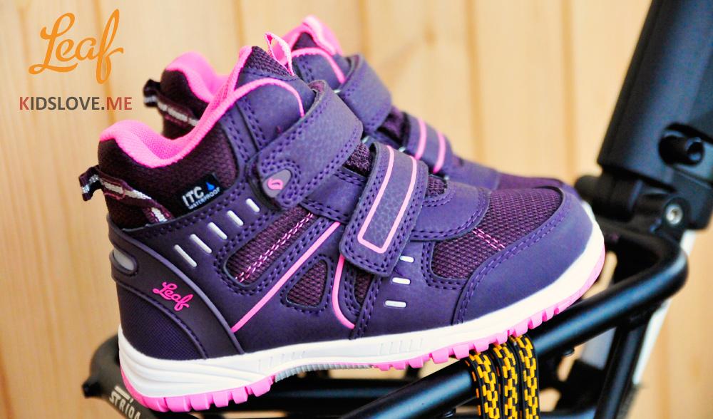 Детская зимняя обувь Leaf (Швеция) для детей | Детские зимние сапоги, ботинки, кроссовки