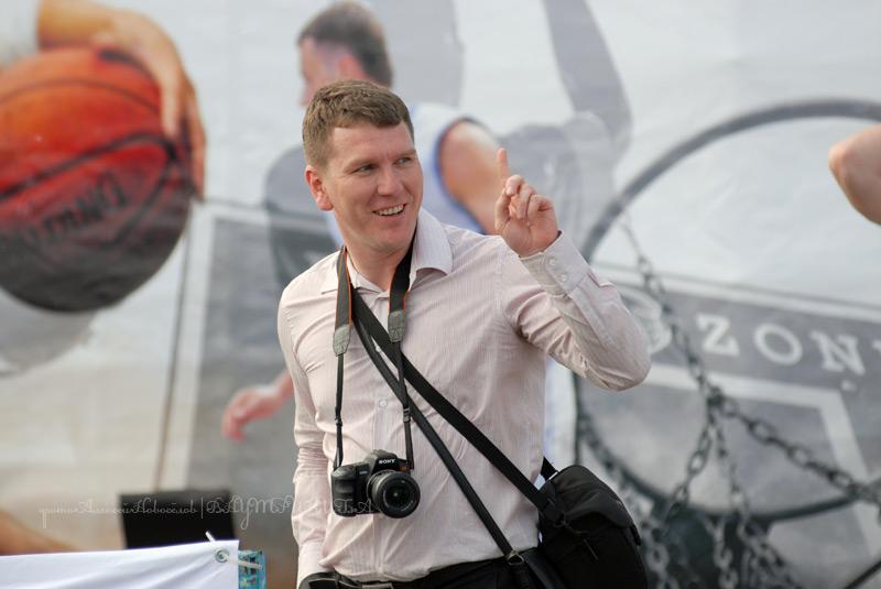 Марсил Даутов, руководитель компании СПАРТА, сети магазинов Nike