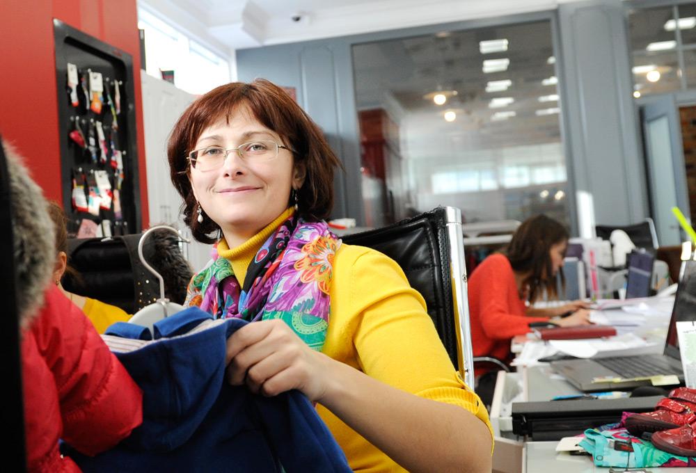 Интернет-магазин детской одежды Kidslove.me – Лучший креативный партнёр Deux par Deux в России 2013 | Надежда Новосёлова, руководитель компании