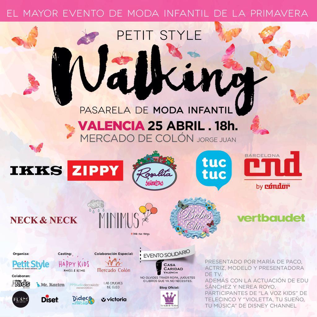 IKKS, Zippy, Tuc Tuc на PETIT STYLE WALKING 2015