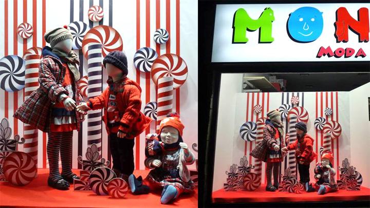 tuc tuc магазин детской одежды в Испании