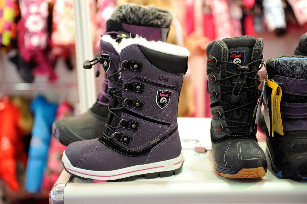 b2ebd4d23 5 лучших вариантов детской обуви на зиму - Детская одежда Интернет ...