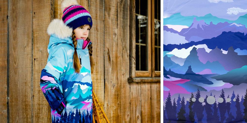 Детские зимние комбинезоны Deux par Deux  2020 - 2021 | Официальный сайт