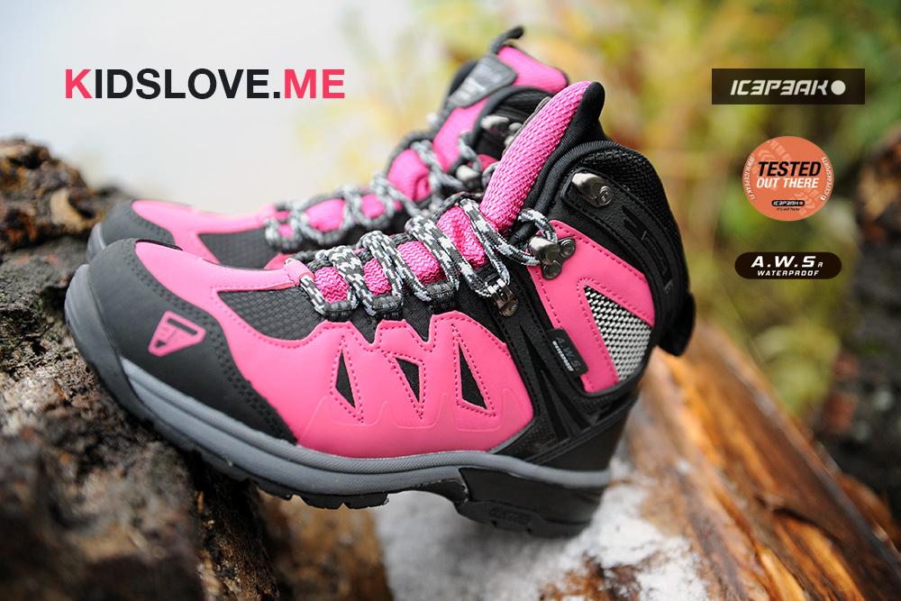 Детская обувь Icepeak (Финляндия) Официальный интернет-магазин Купить