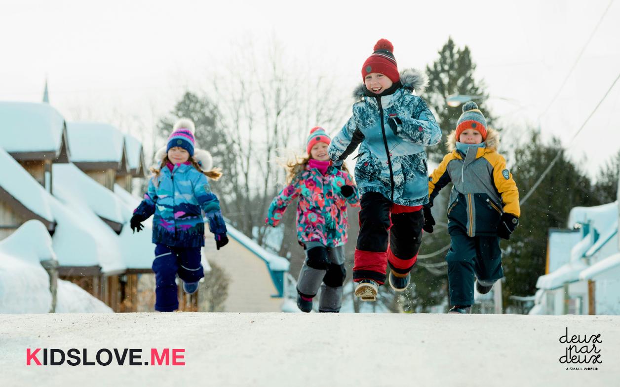 Купить Детские зимние комбинезоны Deux par Deux 2021 W20 Зима | Официальный сайт интернет магазин Deux par Deux 2021