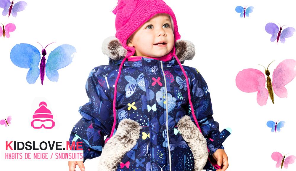 Детские зимние комбинезоны Deux par Deux W18 2019 в магазине Kidslove.me - Официальный сайт