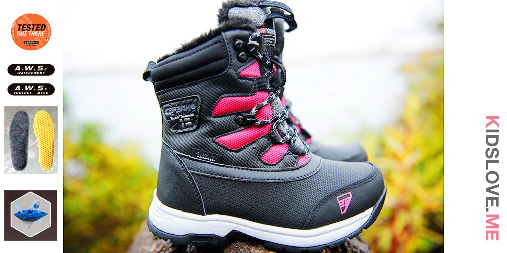 Icepeak *Welsie* Ботинки детские Icepeak обувь купить интернет-магазин