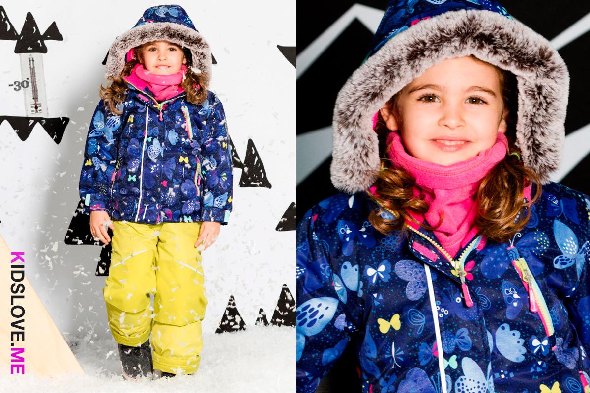 Детские зимние комбинезоны Deux par Deux 2019 W18 Зима | Официальный сайт интернет магазина Deux par Deux 2019 купить