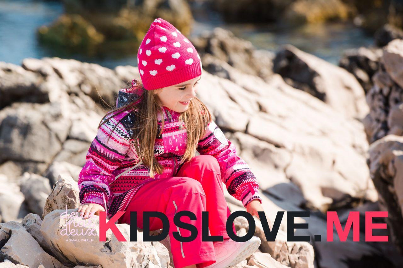 Демисезонная детская одежда Deux par Deux 2019 Весна | Официальный сайт интернет магазина Deux par Deux 2019